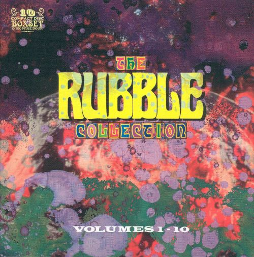 The Rubble Collection, Vol. 1-10