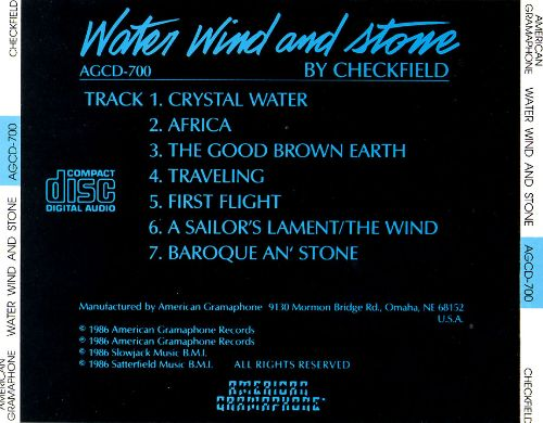 Water Wind and Stone