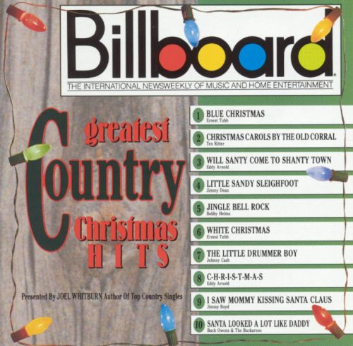 Billboard Greatest Christmas Hits: Country