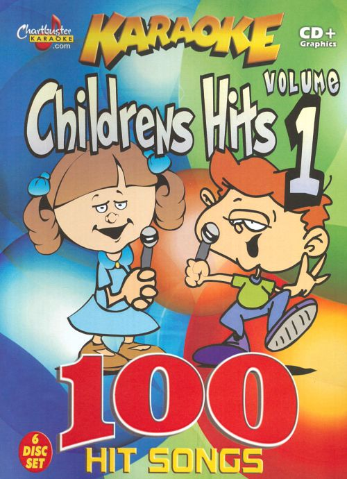Chartbuster Karaoke: Childrens Hits, Vol. 1