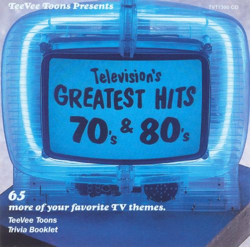 Television's Greatest Hits, Vol. 3  (70's & 80's)