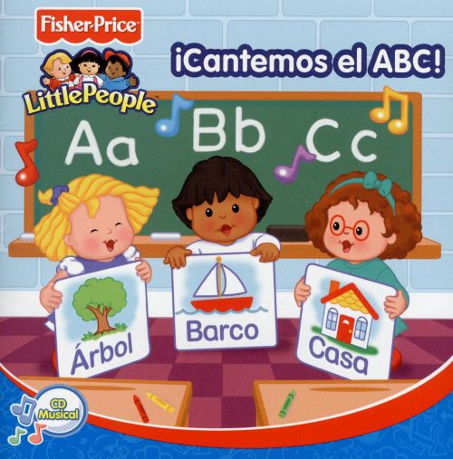 Little People: ¡Cantemos el Abc!
