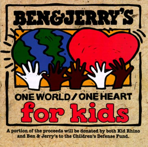 Ben & Jerry's One World/One Heart for Kids