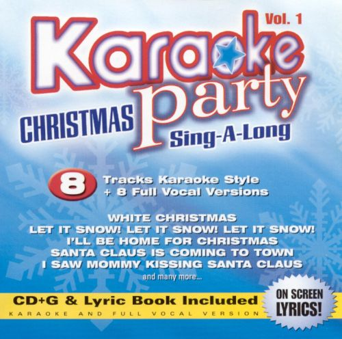 Karaoke Party! Christmas Sing-A-Long, Vol. 1