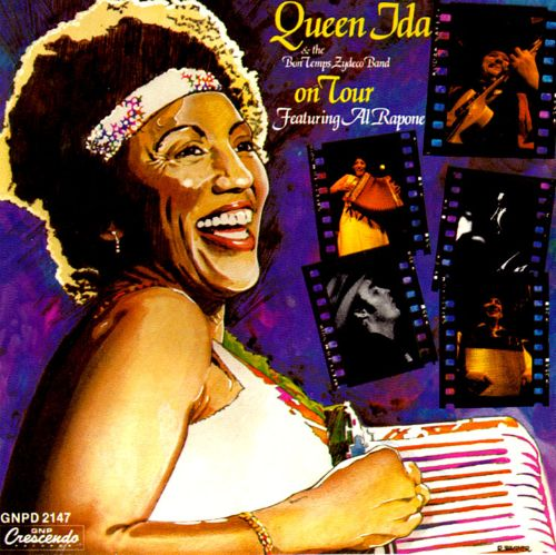 The Queen Ida and the Bon Temps Zydeco Band on Tour