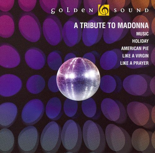 Tribute to Madonna [Golden Sound]