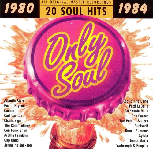 Only Soul 1980-1984