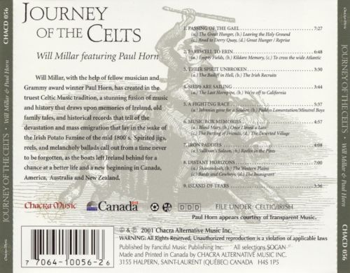Journey of the Celts