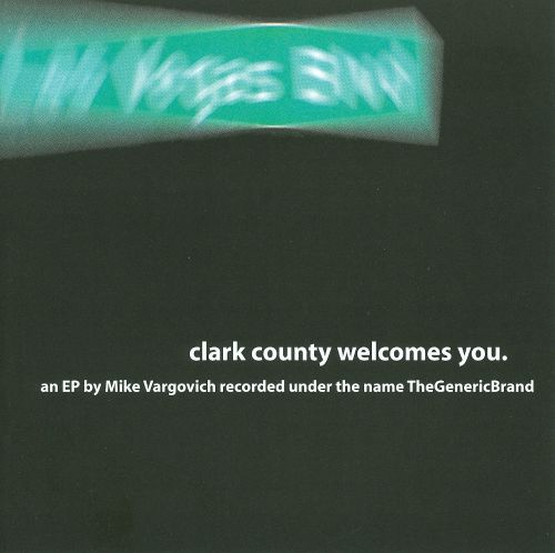 Clark County Welcomes You
