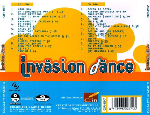 Invasion Dance