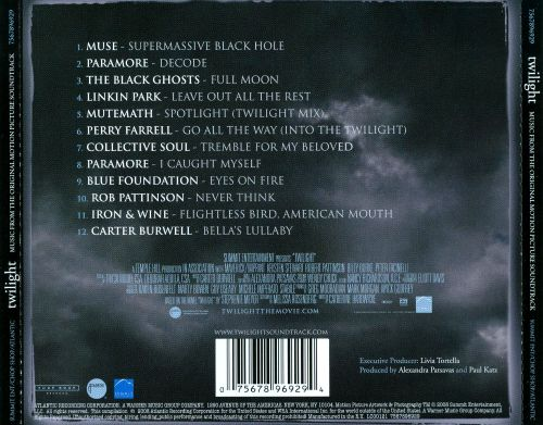 Twilight [Original Motion Picture Soundtrack]