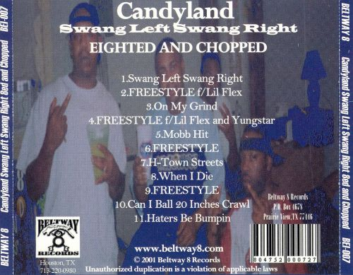 Candyland (Eighted & Chopped)