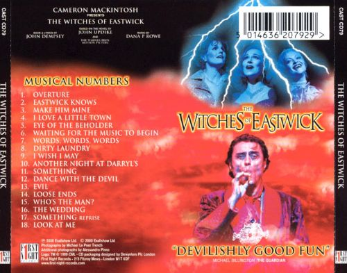 The Witches of Eastwick [Original London Cast]