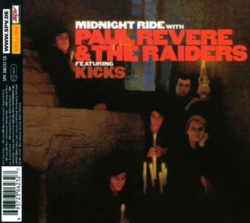 Here They Come!/Midnight Ride