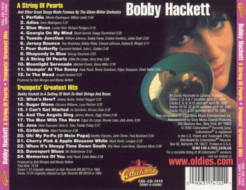 Bobby Hackett - Trumpets' Greatest Hits