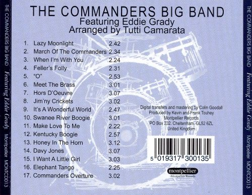 The Commanders Big Band