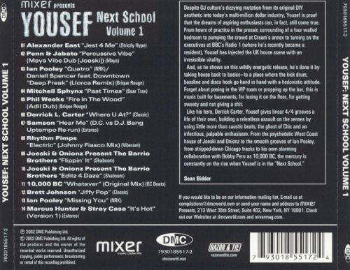 Mixer Presents: Next School, Vol. 1