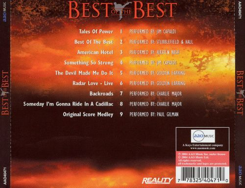 Best of the Best [AAO Music]