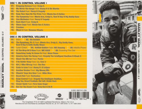 The Best of Cold Chillin': In Control, Vols. 1-2