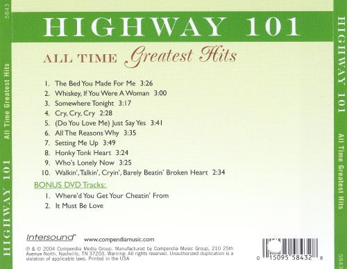 10 All Time Greatest Hits