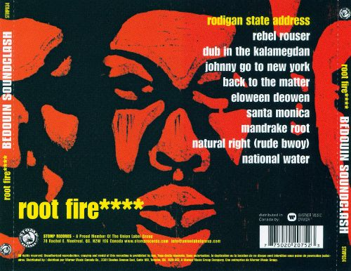 Root Fire****