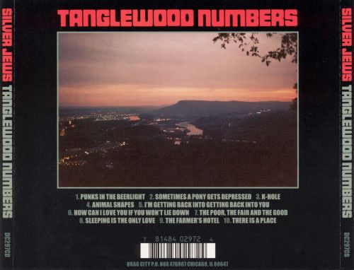 Tanglewood Numbers