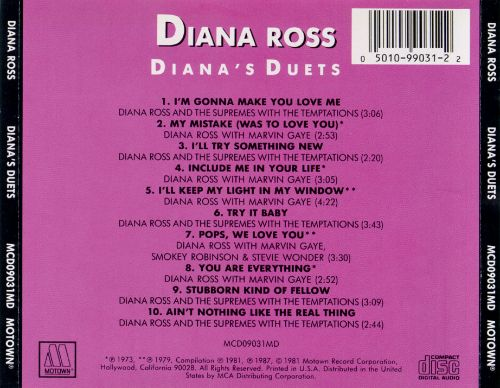 Diana's Duets
