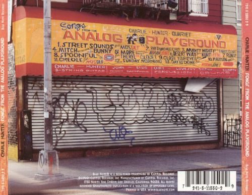 Songs from the Analog Playground
