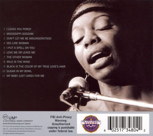 20th Century Masters - The Millennium Collection: The Best of Nina Simone