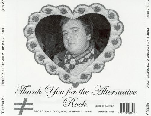 Thank You for the Alternative Rock