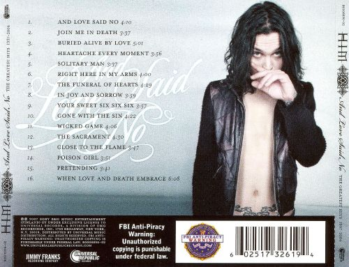 And Love Said No: The Greatest Hits '97-'04