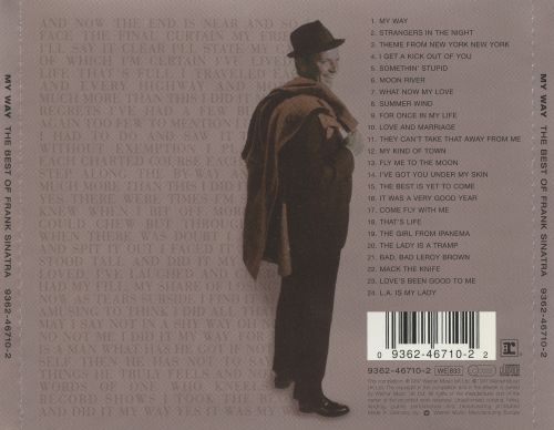 My Way: The Best of Frank Sinatra [1 CD]