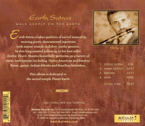 Earth Sutras: Walk Gently on the Earth