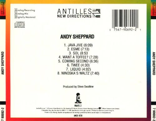 Andy Sheppard