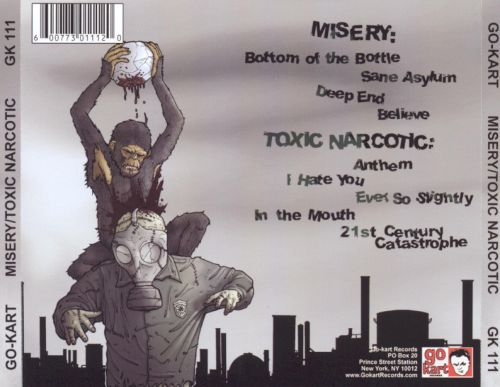 Toxic Narcotic/Misery