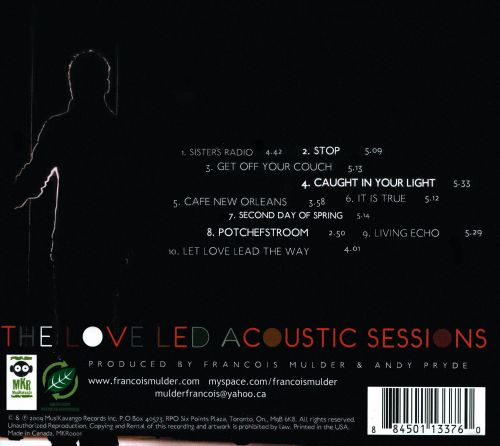 The Love Led Acoustic Sessions