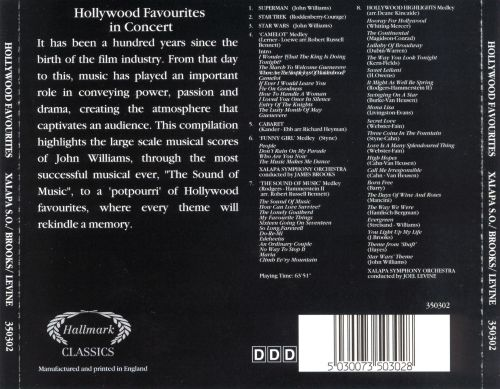 Hollywood Favourites