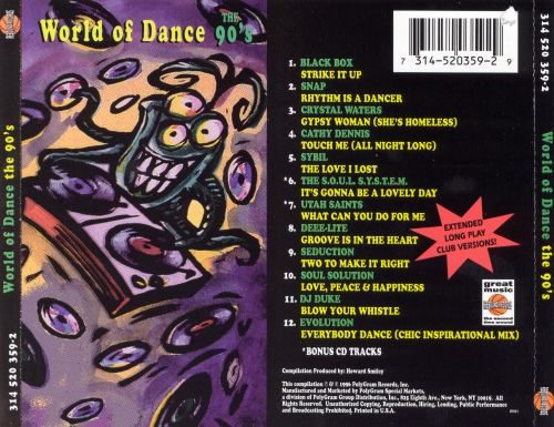 World of Dance: The 90's