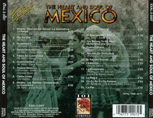 ... The Heart and Soul of Mexico