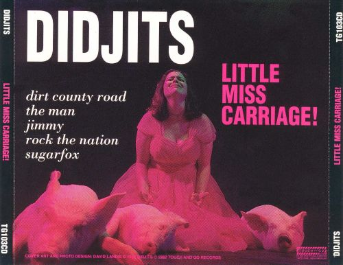 Little Miss Carriage!
