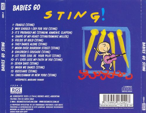 Babies Go Sting