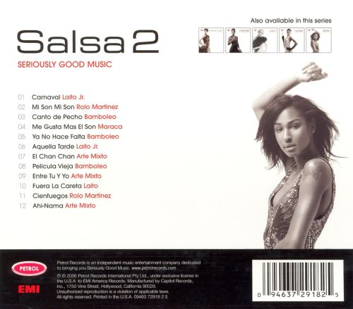 Seriously Good Music: Salsa 2