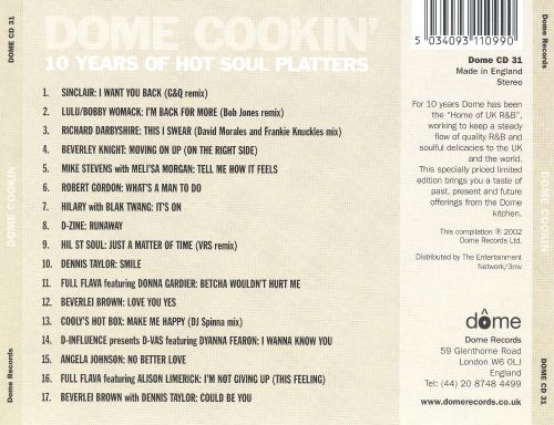 Dome Cookin'