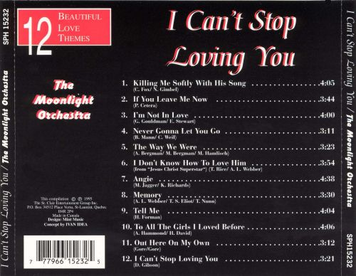 I Can't Stop Loving You [Love Themes]