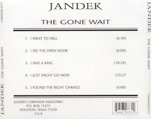 The Gone Wait