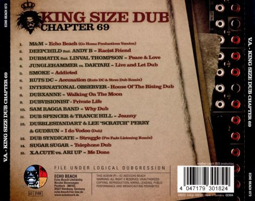 King Size Dub, Vol. 69: 15 Years of Dubspin