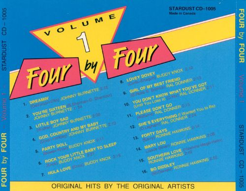 Four by Four, Vol. 1 [Stardust]