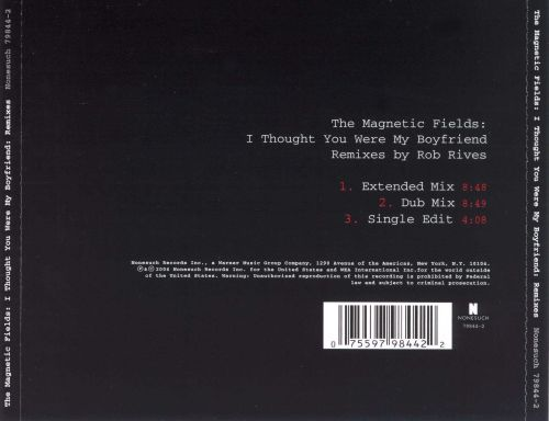 I Thought You Were My Boyfriend: Remixes