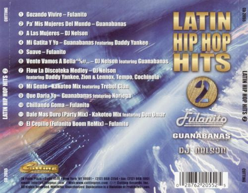 Latin Hip Hop Hits, Vol. 2