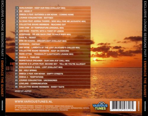 Exclusive Lounge Sessions, Vol. 1: Embrace the Sunset